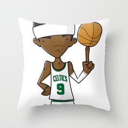Rajon Rondo Throw Pillow