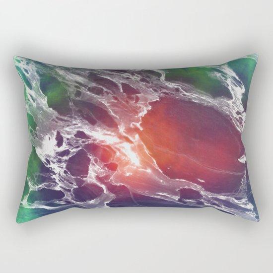 δ Skat I Rectangular Pillow