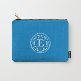 The Circle of E Carry-All Pouch
