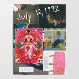 Happy Birthday to Me (July 12, 1992) Poster