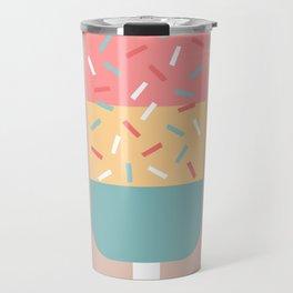Popsicle (Peach) Travel Mug