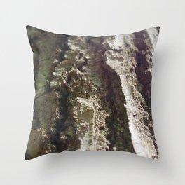 Natural Texture Throw Pillow