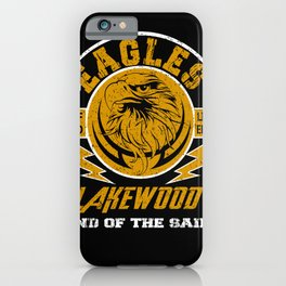 Eagles Lakewood one of a kind limited edition funny iPhone Case