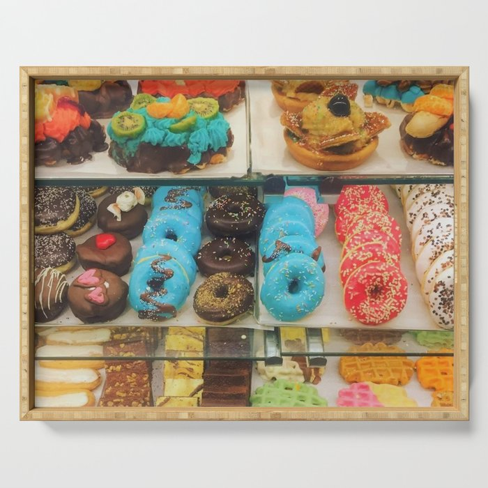 Sweet Tooth Serving Tray