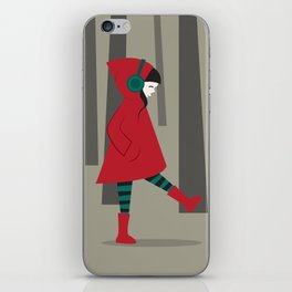 There is No Wolf iPhone Skin
