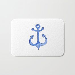 Dreaming of nautical adventure Bath Mat