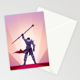 Champion of Kirkwall Stationery Cards