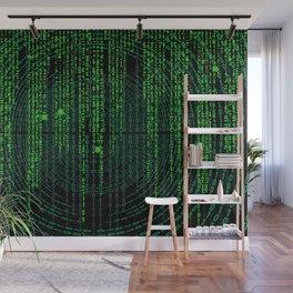 Matrix Wall Mural