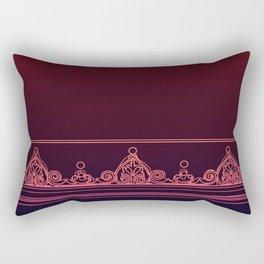 Tracery Border Rectangular Pillow