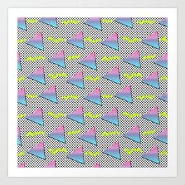Fun Pattern Art Print