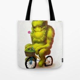 Bike Monster 1 Tote Bag