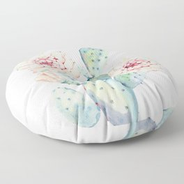 The Prettiest Cactus Floor Pillow