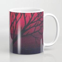 3 Visions Art Sun Tree Coffee Mug