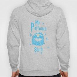 Sloth Patronus Hoody