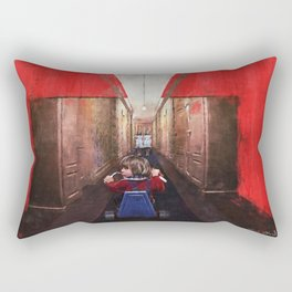 The Ghost Twins - Forever And Ever - The Shining Rectangular Pillow