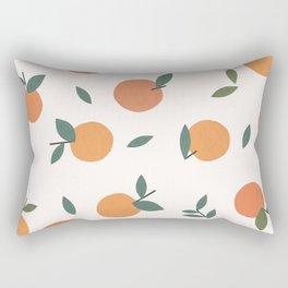 Clementines  Rectangular Pillow