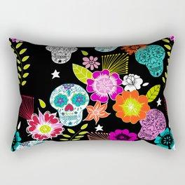 Dias De Los Muertos Rectangular Pillow