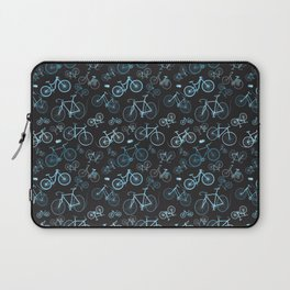 I love bikes! Laptop Sleeve