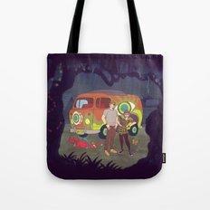 Les Hipsters Mystérieux  Tote Bag