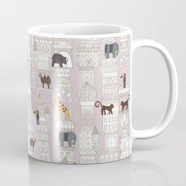urban jungle blush pink Coffee Mug