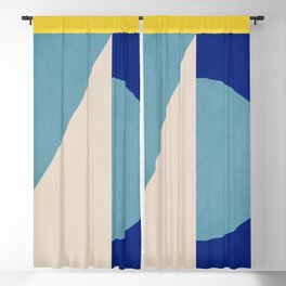 Abstract Geometric 71 Blackout Curtain