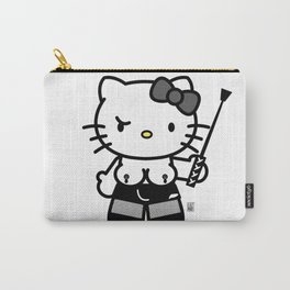 Hello Hoe - Call me Ditta! Carry-All Pouch
