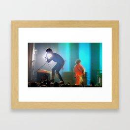 The Kooks at NYC Framed Art Print