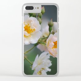 In Bloom Clear iPhone Case