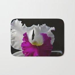 Cattleya Orchid Bath Mat