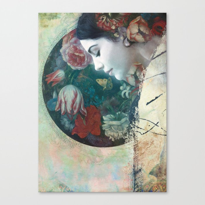 Frigiliana, an ode to Spain Canvas Print