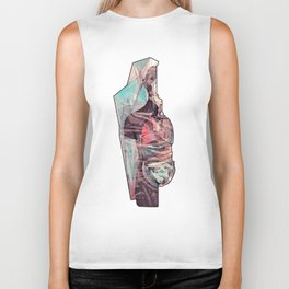 Body Can't Hold You Biker Tank