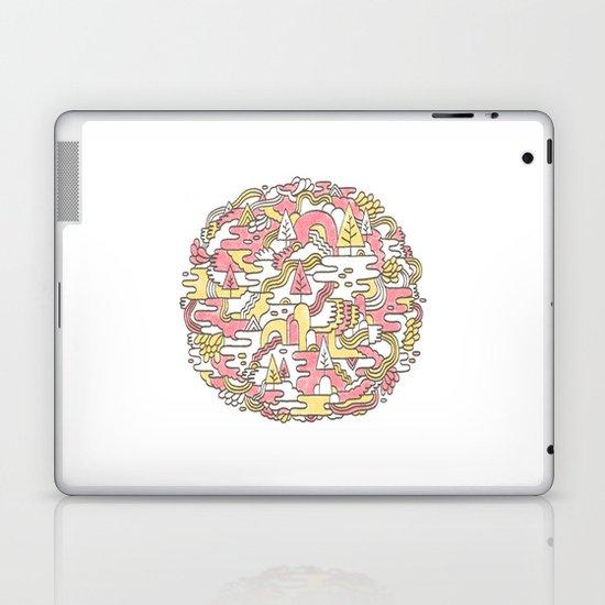 Sun Caves Laptop & iPad Skin