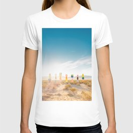 Seven Magic Mountains Sunrise T-shirt