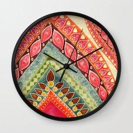 Indian Spirt Wall Clock