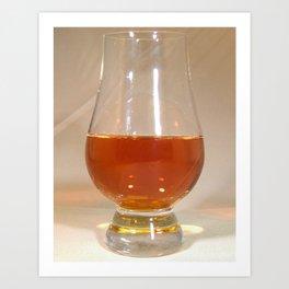 Glencairn with Bourbon Art Print