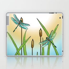 Dragonflies Fly Laptop & iPad Skin