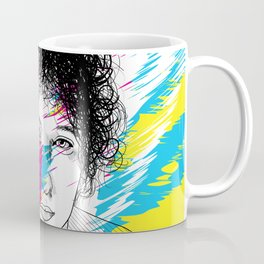 The Sun's Not Yellow Coffee Mug