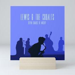 Lewis & the Cobalts Mini Art Print