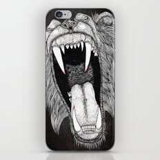 Roar! iPhone Skin