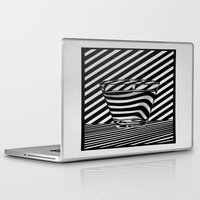 tequila Laptop & iPad Skins featuring Trippin' Tequila by Ana Lillith Bar