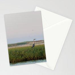 Blue Heron Stationery Cards