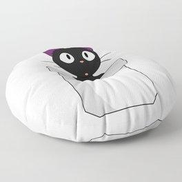 Pocket Jiji! Floor Pillow