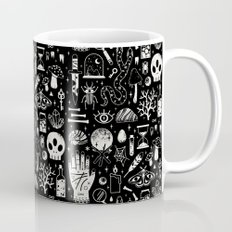 Curiosities: Bone Black Mug