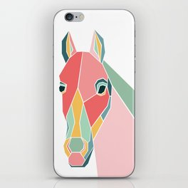 Graphic Horse iPhone Skin