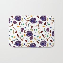 Cell Organelles - Color Bath Mat