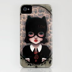 Coleslaw my love Slim Case iPhone (4, 4s)