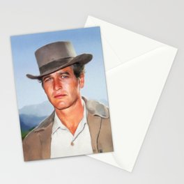 Paul Newman, Hollywood Legend Stationery Cards
