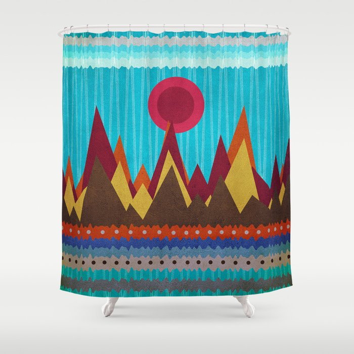 Textures/Abstract 139 Shower Curtain