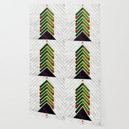 084 - Owly sitting the Christmas rocket tree Wallpaper