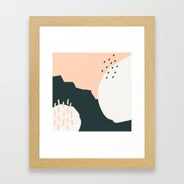 Coit Pattern 58b Framed Art Print